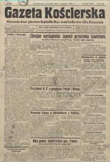 Gazeta Kościerska, nr 93, 1938