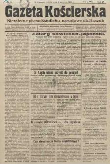 Gazeta Kościerska, nr 94, 1938