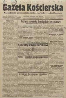 Gazeta Kościerska, nr 95, 1938
