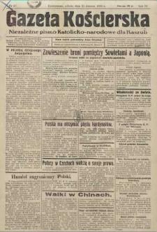 Gazeta Kościerska, nr 97, 1938