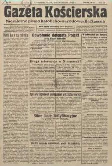 Gazeta Kościerska, nr 98, 1938