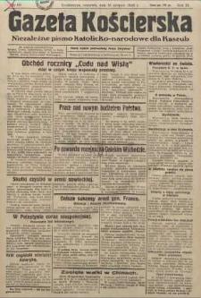 Gazeta Kościerska, nr 99, 1938