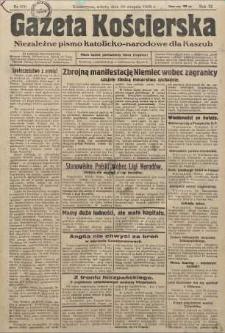 Gazeta Kościerska, nr 100, 1938