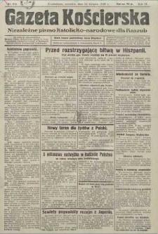 Gazeta Kościerska, nr 102, 1938