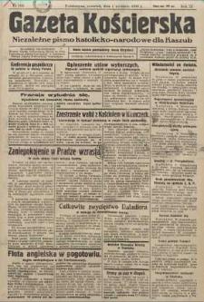 Gazeta Kościerska, nr 105, 1938