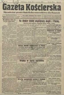 Gazeta Kościerska, nr 107, 1938