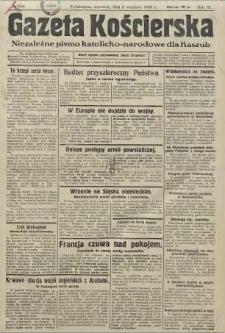 Gazeta Kościerska, nr 108, 1938