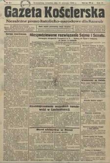 Gazeta Kościerska, nr 111, 1938
