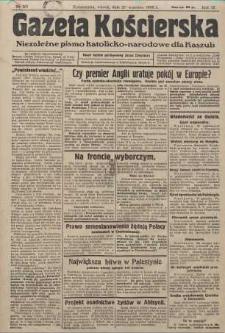 Gazeta Kościerska, nr 113, 1938