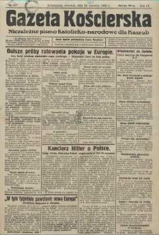 Gazeta Kościerska, nr 117, 1938