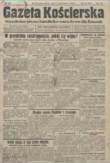 Gazeta Kościerska, nr 118, 1938