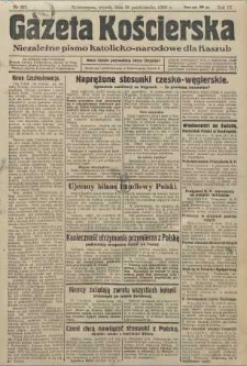 Gazeta Kościerska, nr 125, 1938