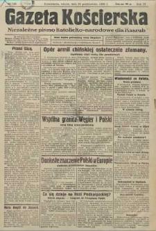 Gazeta Kościerska, nr 128, 1938