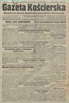 Gazeta Kościerska, nr 136, 1938