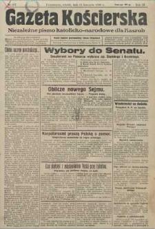 Gazeta Kościerska, nr 137, 1938