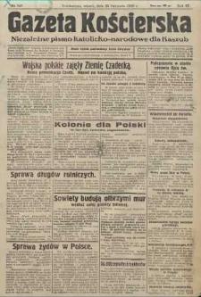 Gazeta Kościerska, nr 143, 1938