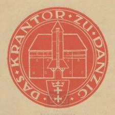 Das Krantor zu Danzig H. 3