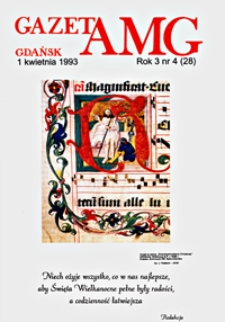 GazetAMG, 1993, R. 3, nr 4