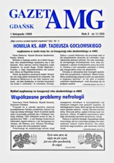 GazetAMG, 1993, R. 3, nr 11