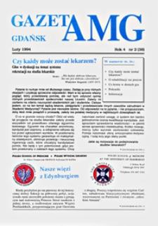 GazetAMG, 1994, R. 4, nr 2