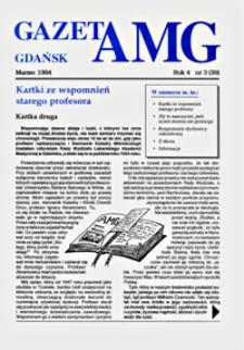 GazetAMG, 1994, R. 4, nr 3