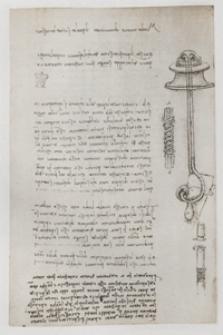 I manoscritti e i disegni di Leonardo da Vinci. Vol. 1, Pt. 1, Il Codice Arundel 263. [(da fol. 1 a fol. 116)]