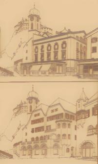 Der Städtebau. Monatschrift für die künstlerische Ausgestaltung der Städte..., 1906, Jg. 3