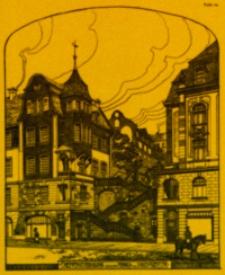 Der Städtebau. Monatschrift für die künstlerische Ausgestaltung der Städte..., 1907, Jg. 4