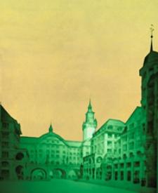 Der Städtebau. Monatschrift für die künstlerische Ausgestaltung der Städte..., 1915, Jg. 12