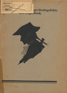 Danziger Nachtgeschichte : ein Sagenbuch