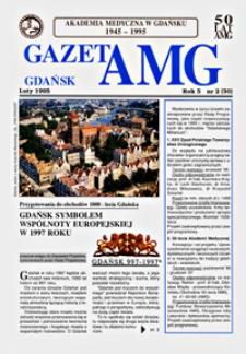 GazetAMG, 1995, R. 5, nr 2