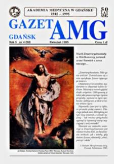 GazetAMG, 1995, R. 5, nr 4