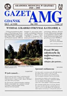 GazetAMG, 1995, R. 5, nr 5