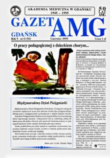 GazetAMG, 1995, R. 5, nr 6
