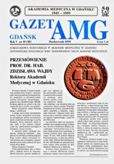 GazetAMG, 1995, R. 5, nr 10