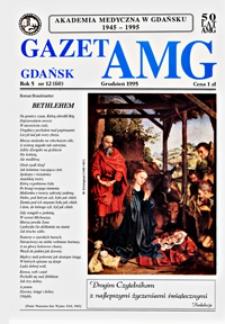 GazetAMG, 1995, R. 5, nr 12