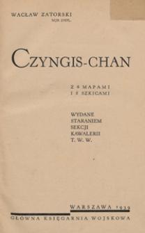 Czyngis-Chan