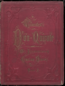 Don Quixote von la Mancha. B. 2