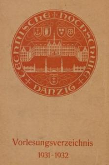 Programm : für das Studienjahr 1931/1932