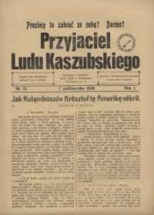 Przyjaciel Ludu Kaszubskiego, 1928, nr13