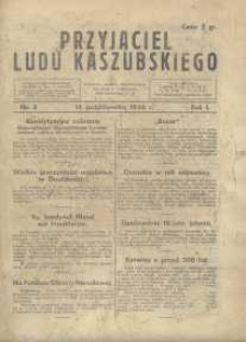 Przyjaciel Ludu Kaszubskiego, 1936, nr8
