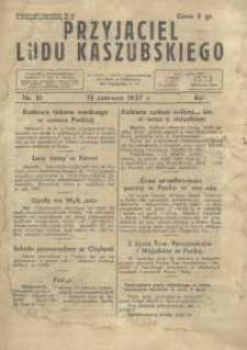 Przyjaciel Ludu Kaszubskiego, 1937, nr10
