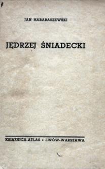 Jędrzej Śniadecki : nauczyciel chemii i pisarz rzeczy chemicznych