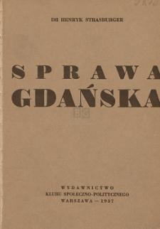 Sprawa Gdańska