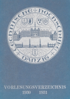 Programm : für das Studienjahr 1929-1930