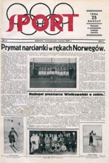 Sport, 1930, nr 5