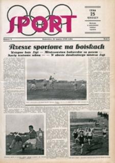 Sport, 1930, nr 9