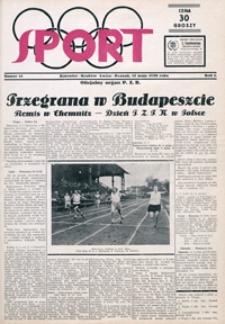 Sport, 1930, nr 15
