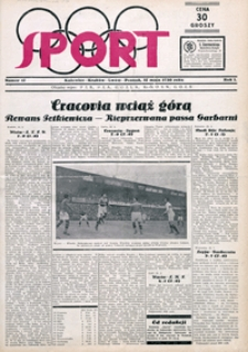 Sport, 1930, nr 17