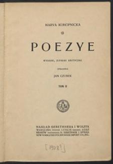 Poezye. Wydanie zupełne krytyczne, T.2